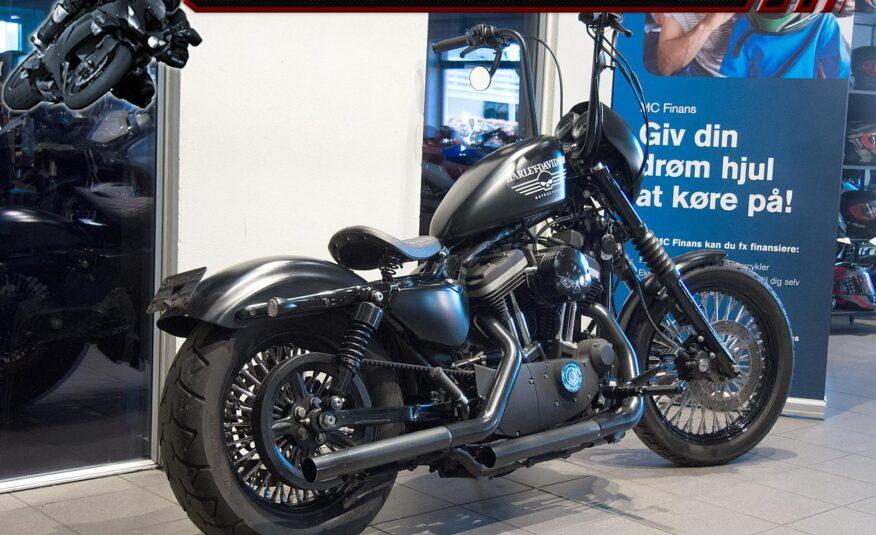 Harley-Davidson XL883R